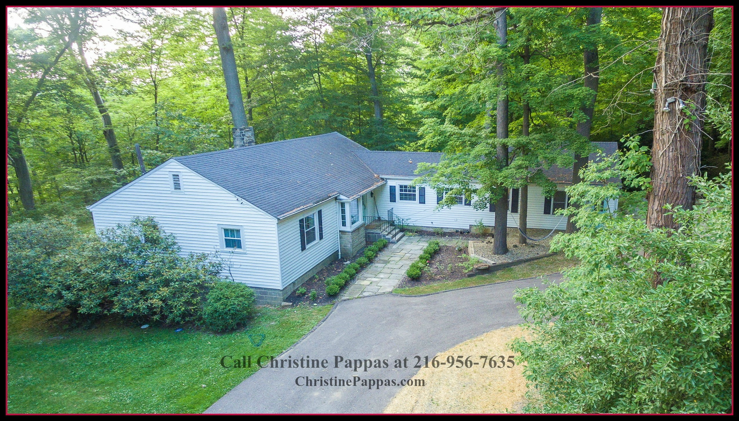 This ranch style 2 bedroom home for sale in Gates Mills OH has all the basic features you'll ever need in a home and more!