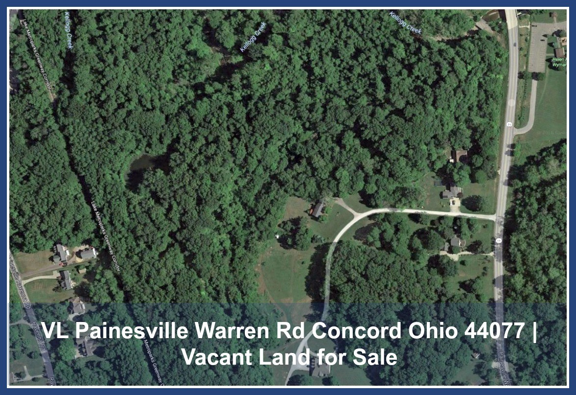 Lot in Painesville Concord Ohio Sale - Now is your chance to build whatever you want!