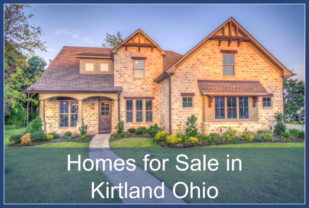 Kirtland OH Homes for Sale
