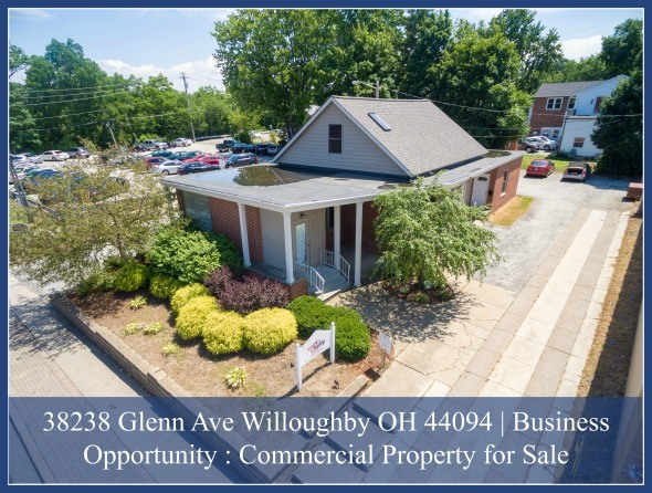 Willoughby OH Business Opportunity : Commercial Property for Sale