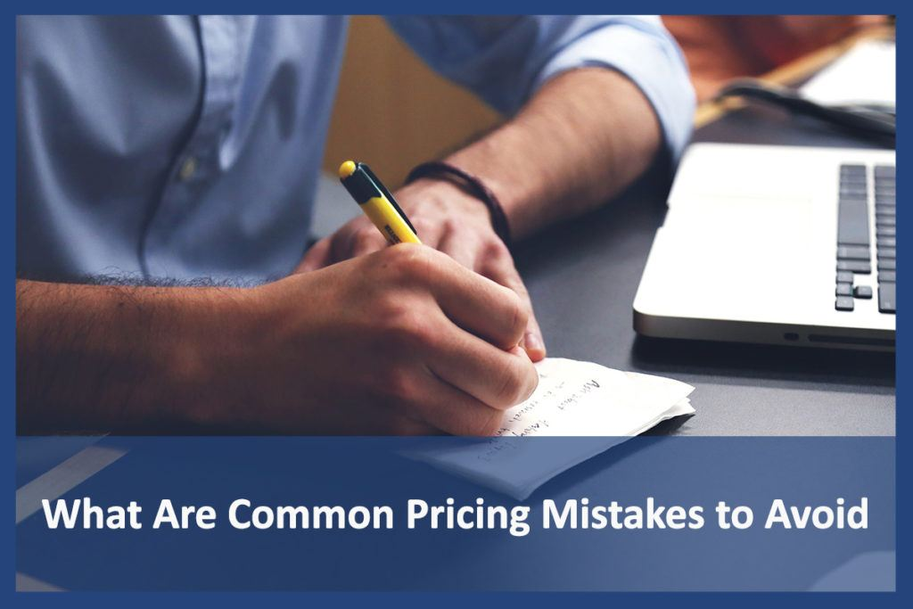 Mistakes to Avoid when Pricing your Home