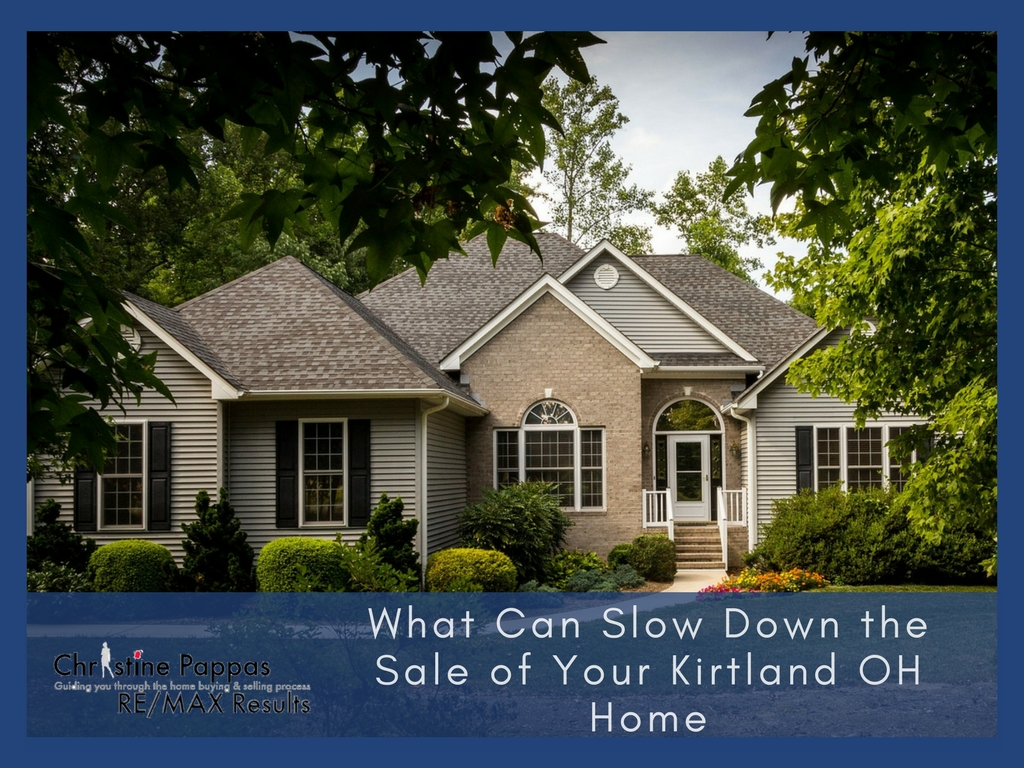 What Can Sabotage the Quick Sale of Your Kirtland OH Home