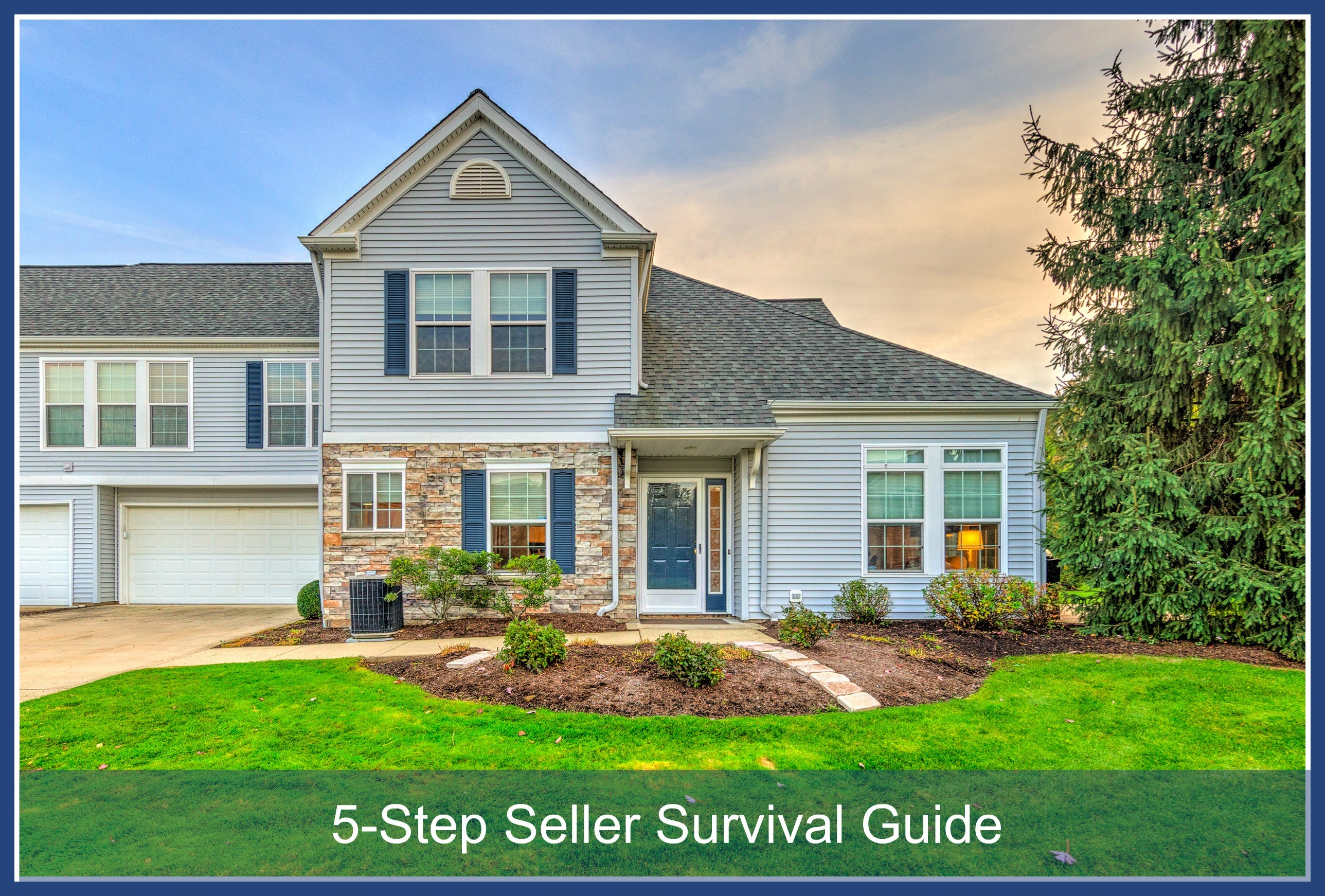 5 step seller survival guide northeast ohio homes for for Home builders guide